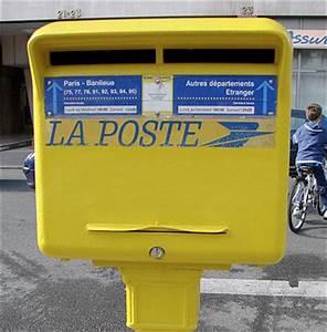 Boite à Lettre La Poste : boite aux lettres bureaux de poste le pr saint gervais ~ Dailycaller-alerts.com Idées de Décoration