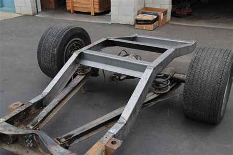 rear frame rail kit