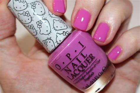 Opi Hello Kitty 2016 Review & Swatches
