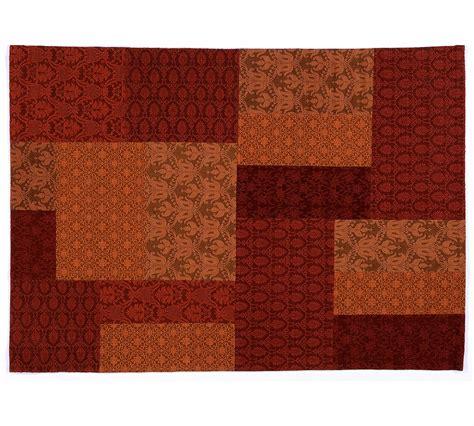 tappeto damascato tappeto rosso damascato 240x170 duzzle