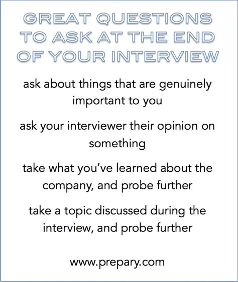 good questions to ask during a job interview best questions to ask at the end of an interview the
