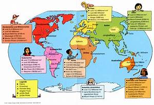 Weltkarte Kontinente Kinder : bianca schaalburg weltkarte kontinente ~ A.2002-acura-tl-radio.info Haus und Dekorationen