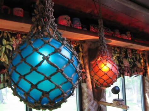 tiki lamps lighting  ceiling fans