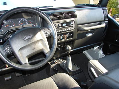 jeep wrangler interior pictures cargurus