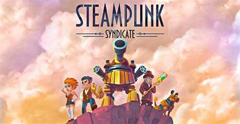 steampunk syndicate  apk mod money  android