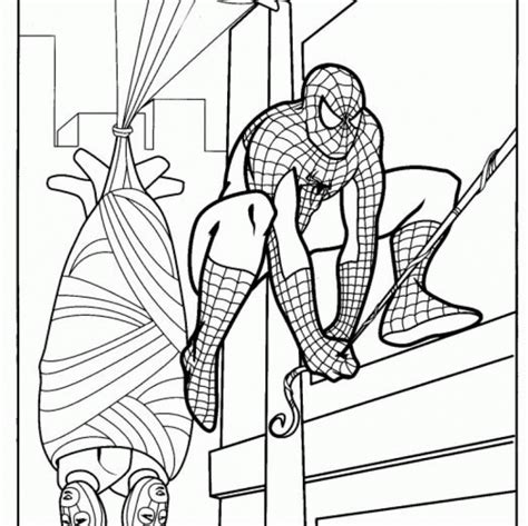 spiderman coloring game coloring home