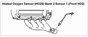 Oxygen Sensor Replacement  Where Is Oxygen Sensor 1 Bank 2