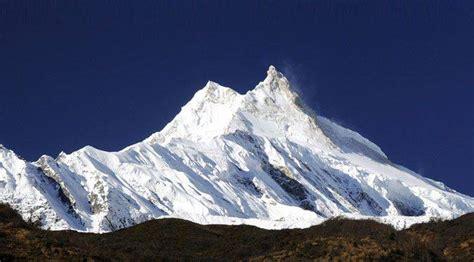 Manaslu Trek Itinerary, Map For Manaslu Trekking Region Nepal