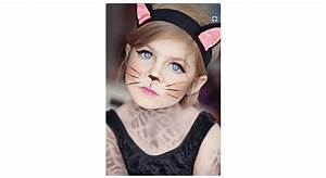 Maquillage Simple Enfant : halloween 20 maquillages faciles pour les enfants ~ Melissatoandfro.com Idées de Décoration