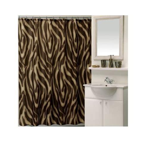 zebra print bathroom set walmart set of 12 shower curtain hooks zebra walmart ca