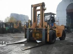 Tcm 20 10 Ton  Forklift  For  Sale  Japan   Komatsu 18