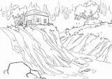 Flood Flash Coloring Sketch Lynxgriffin Wud Deviantart Template sketch template