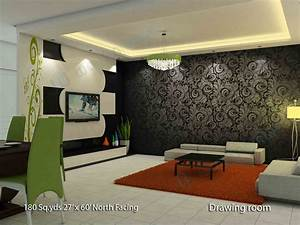 Interior design for hall room peenmediacom for Interior decoration in home science