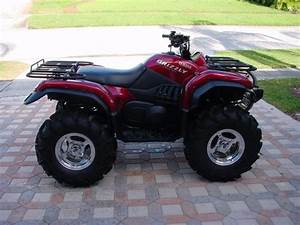 2004 Yamaha Grizzly 660 Limited Edition   Love My 4