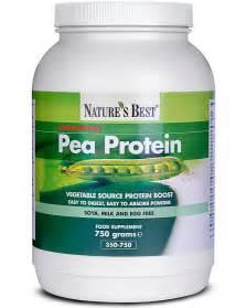 Vegetarian Protein Pea Powder
