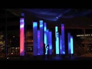 4Wall Systems LED Columns and Other Custom Fabrication