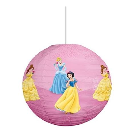 disney princess cinderella paper ceiling light shade