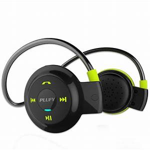New Sport Headphones Bluetooth Stereo Headset Running Headphones With Built In Mp3 Player