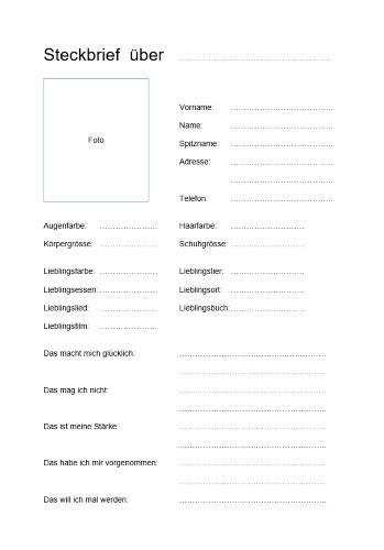 Freundebuch erstellen