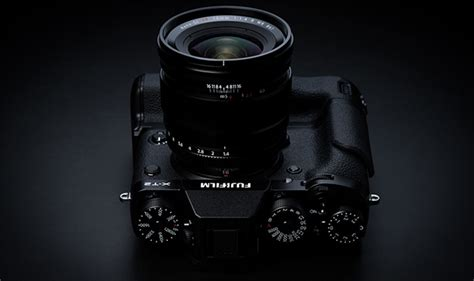 Fuji is really working on a Very High End X camera