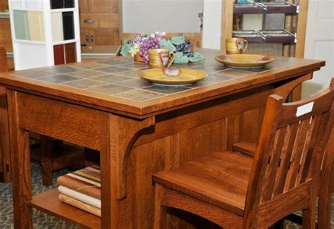 kitchen island   amish connection solid wood