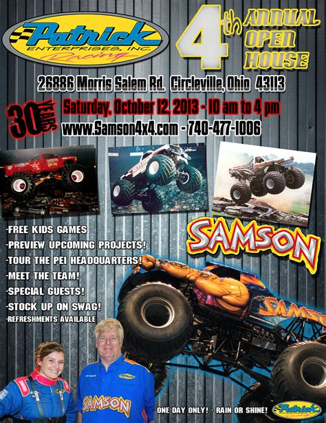 lubbock monster truck show 100 monster truck show schedule home samson4x4 com