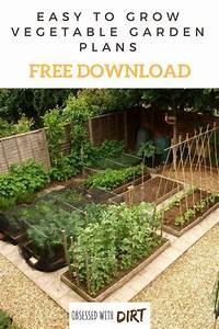 Gemüse Anbauen Plan : kostenlose gem segarten layout pl ne und pflanzanleitung ~ Watch28wear.com Haus und Dekorationen