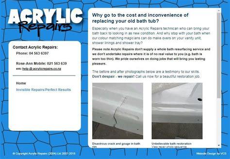 Acrylic Bath Repair by Acrylic Bath Repair