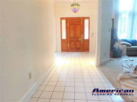 dustless tile removal dallas before after 01 american flooring