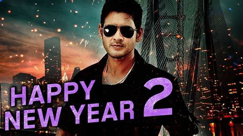 Happy New Year 2 (2016) Telugu Film Dubbed Into Hindi Full