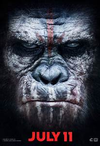 Dawn of the Planet of the Apes | Poster | 20th Century Fox
