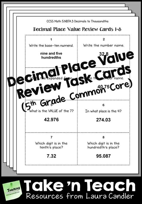 290 Best Common Core Aligned Images On Pinterest  Place Value Games, 4th Grade Math And 5th
