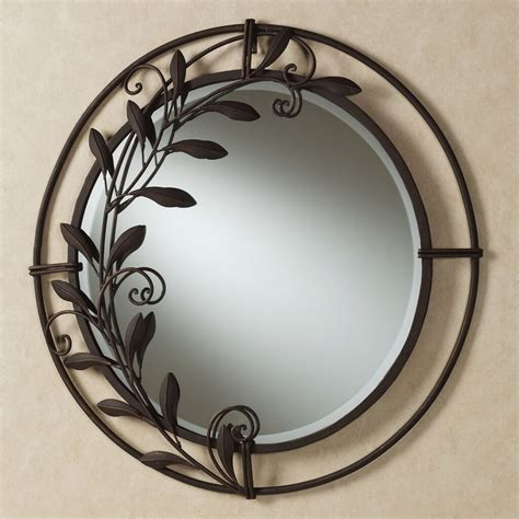 Decorating Ideas Around A Mirror by Top 15 Shaped Mirrors Mirror Ideas