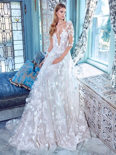4 Most Beautiful Wedding Gown Designers For Chic Brides