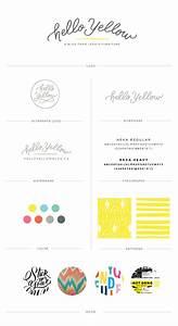 Hello Yellow Branding, an interior design blog PINEGATE ROAD