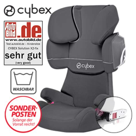 cybex silver solution x2 fix kindersitz silver solution x2 fix real ansehen