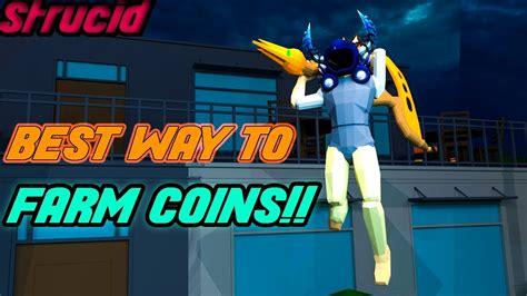farm coins  strucid hit    time