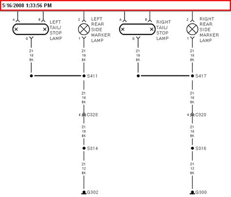 1996 Jeep Fuse Block Diagram by 1996 Jeep Grand Looking For Wiring Diagram For
