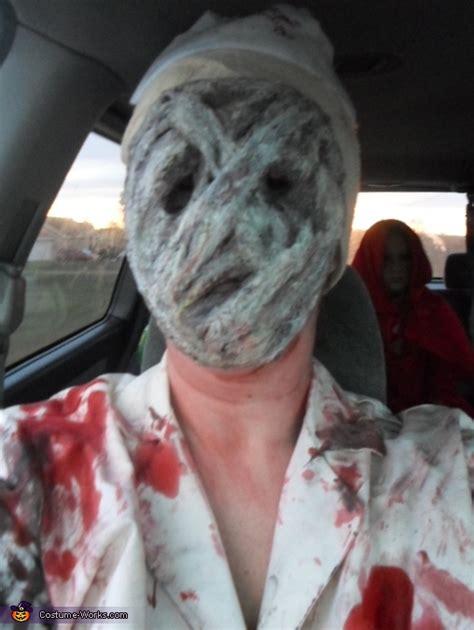 creepy silent hill nurse halloween costume  diy costumes