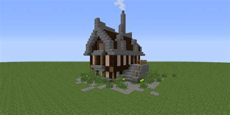 A Simple Elegant Minecraft House Tutorial - BC-GB
