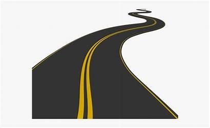 Street Clipart Highway Road Pathway Success Pngio
