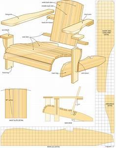 Download Muskoka Chair Plans Free Plans Free