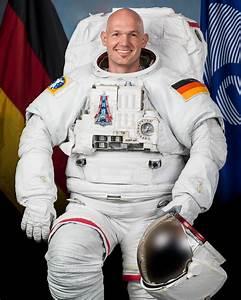 European Space Agency astronaut Alexander Gerst | NASA