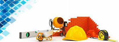 Material Construction Building Banner