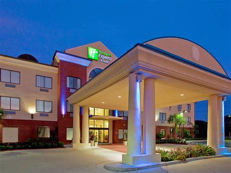 Panama City Hotels Near Tyndall AFB | Holiday Inn Express ...