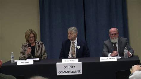 county wayne commissioner