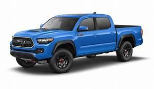 2020 Toyota Tacoma Sr Vs Sr5 Vs Limited Vs Trd Pro Vs Trd