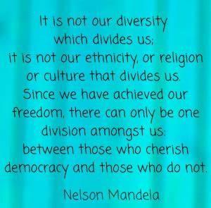 Diversity Quote... Cultural Studies Quotes