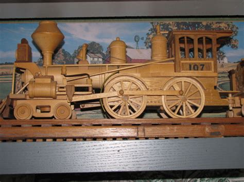 nils  wooden train models plans