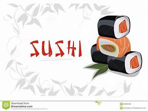 Sushi Menu Royalty Free Stock Photos - Image: 26380408